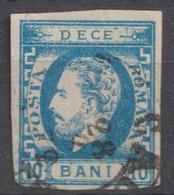 N°28 Oblitéré - 1858-1880 Moldavia & Principality
