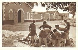 17)  ILE D' OLERON - LA VIGNERIE Colonie De Vacances De La Ville De Bagnolet Seine - La Façade De La Colonie - Ile D'Oléron