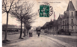 56 - Morbihan -    LORIENT - Avenue Du Faouedic - Lorient