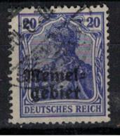MEMEL             N°     YVERT   5  OBLITERE       ( Ob  9/52 ) - Used Stamps