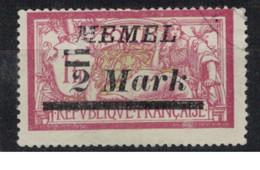 MEMEL             N°     YVERT   60  OBLITERE       ( Ob  9/52 ) - Used Stamps
