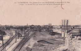 """LA ROCHELLE """" Vue Generale De La Gare """"         N°10310 - La Rochelle"""