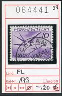 Liechtenstein - Michel 173 - Oo Oblit. Used Gebruikt - Used Stamps