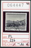 Liechtenstein - Michel 226 - Oo Oblit. Used Gebruikt - Used Stamps