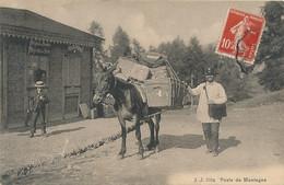 CPA -21498 -Suisse - Les Mayens Sur Sion -Poste De Montagne-Envoi Gratuit - VS Valais