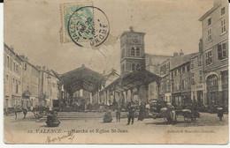 26- 10612  -   VALENCE   -  LE MARCHE  1905 - Valence