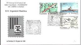 MATASELLOS 1998  LA CANONJA  TARRAGONA - 1991-00 Cartas