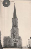 44 -Très Belle Carte Postale Ancienne De SAINT SULPICE DES LANDES   L'Eglise - Other Municipalities