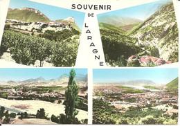 SOUVENIR DE LARAGNE (26) Multivues De 1964 (2 Scans)  CPSM  GF - Autres Communes