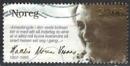 Norwegen Norway 2007. Mi.Nr. 1629, Used O - Oblitérés