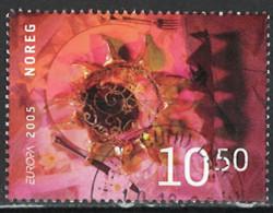 Norwegen Norway 2005. Mi.Nr. 1549, Used O - Oblitérés