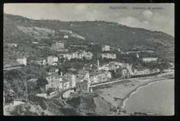Ospedaletti Panorama Da Ponente Brunner - Other Cities