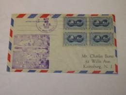 USA First Flight Cover To Guatemala San Francisco - Guatemala 1955 - Sin Clasificación