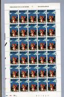 BELGIQUE BELGIE  2663 XX MNH Feuille Complete  CHLOROPHyLLE BD COMICS 30 TIMBRES ZEGELS - Hojas Completas