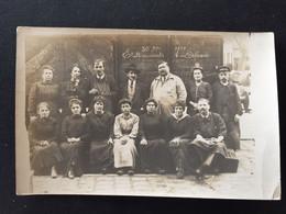 30  7 Bre 1918- Etablissement A.DELEAU - Photographs