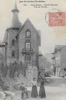 64 - Basses Pyrénées Atlantique Atlantiques - EAUX BONNES - Route Thermale Villa Du Rocher - - Eaux Bonnes
