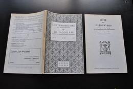 L'INTERMEDIAIRE DES GENEALOGISTES 86 1960 Généalogie Héraldique Famille DE RAVILLE BARBAIX DE BRUYN Alias LIEBRECHT - Storia