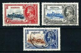 Bermudas (Británica) Nº 88/90 Usado - Bermudas