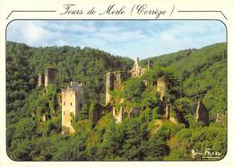 19 - Tours De Merle - Citadelle Des XIIe - XIIIe - XIVe Siècles Au Bord De La Maronne - Non Classés