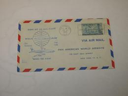 USA  First Flight Cover To Japan San Francisco - New York - Tokyo 1959 - Sin Clasificación