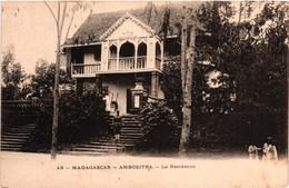 Madagascar - Ambositra - La Résidence - Madagaskar