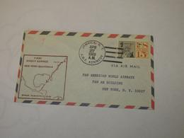 USA First Flight Cover To  Guatemala  New York - Guatemala 1969 - Sin Clasificación