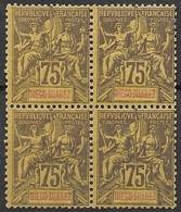Diego Suarez Mnh ** 96 Euros - Unused Stamps