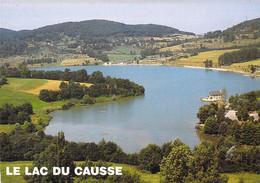 19 - Le Lac Du Causse - Vue Aérienne - Non Classés