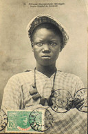 CPA - Afrique > Sénégal > Jeune Ouolof De Dakar - Collection FORTIER Photo Dakar - Senegal