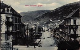 Norvège - Bergen - Vestre Torugade - Norwegen
