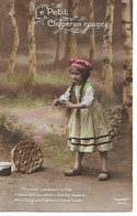 Fairytale - Conte De Fée - Märchen - Le Petit Chaperon Rouge, Little Red Riding Hood, Rotkäppchen / 1920 - Vertellingen, Fabels & Legenden
