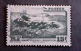 Timbres > Amérique > St.Pierre Et Miquelon > 1940-1957 > Oblitérés N° 341 - Oblitérés