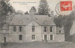 BRETEVILLE Sur LAIZE - Le Chateau - Andere Gemeenten