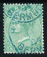 Bermudas (Británica) Nº 5 Usado Cat.65€ - Bermudas