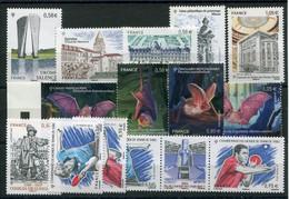 RC 20440 FRANCE 2013 LOT DE TIMBRES EN EURO A LA FACIALE NEUFS ** - Nuevos
