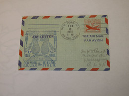 USA First Flight Cover To Italy New York - Milano 1950 - Sin Clasificación
