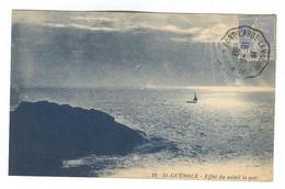 G1642 - PENMARCH - Saint Guénolé - Effet Du Soleil Le Soir - Penmarch