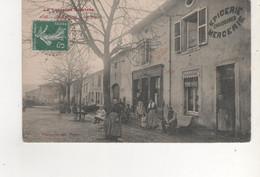 CPA  PULLIGNY LA PLACE - Andere Gemeenten
