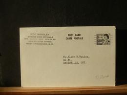93/201A   CP CANADA - 1953-.... Reinado De Elizabeth II