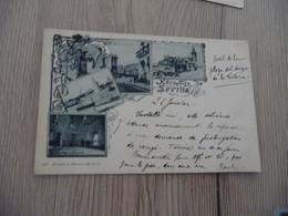 CPA Espagne Espana Andalucia Sévilla Recuerdo Multi Vues 1903 - Sevilla