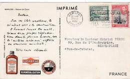 BERMUDES  : Bateaux Sur Carte Ionyl . CaD Hamilton. Maisons De Corail - Bermudas