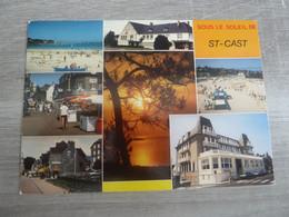 SAINT-CAST - Multi-vues - Editions Dubray - Année 1995 - - Saint-Cast-le-Guildo