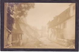 19  BEAULIEU  Une Rue  PHOTO  Années 1890   2 Scans - Non Classés