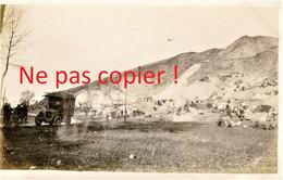 PHOTO FRANCAISE - LES CAGNAS DE FROISSY A LA NEUVILLE LES BRAY PRES DE CAPPY SOMME - GUERRE 1914 1918 - 1914-18