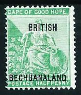 Bechuanaland (Británica) Nº 36(*) Año 1897 - 1885-1895 Kronenkolonie