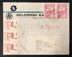 Perù Letterina Aerea Del 1966  COD.bu.469 - Perú