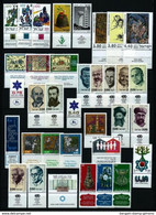 Israel- OCASION !! - LOTE (36 Series Diferentes) Nuevo Cat.75€ - Collections, Lots & Séries