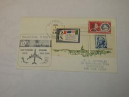 USA  First Flight Cover To Japan San Francisco - Tokyo 1969 - Sin Clasificación