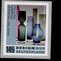 Bund 3330 Design  Postfrisch MNH ** Selbstklebend - Unused Stamps