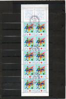 FRANCE     Carnet  De 10 Timbres 3,00 F + 60 C  (o,55 €) + Vignettes   2000    Y&T: BC3362   Oblitéré - Red Cross